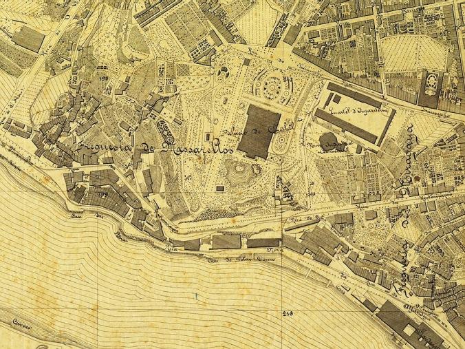 Porto - Planta de 1892
